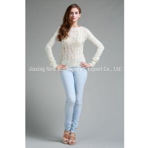 Women′s Sweater Sw005 Mohair