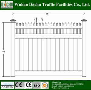 High Qualified PVC Fence pictures & photos