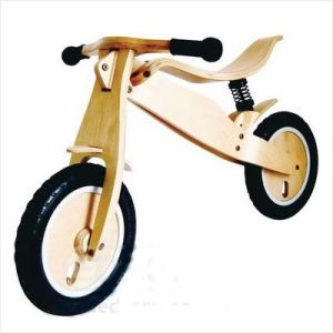Wooden Toys Wooden Bike (TS 9509) pictures & photos