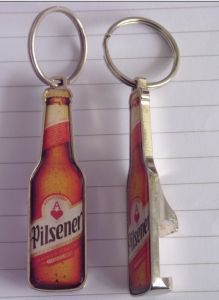 Bottle Opener, Metal Opener, Custom Opener (LH-2635)