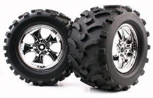 1/8 Monster Truck Tire (WC1002)