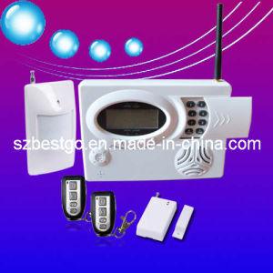 GSM,Pstn Combined Wireless Intruder,Burglar Alarm System for Home Security (BT-108GSM)