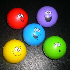 Dia 6cm PU Stress Ball