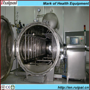 Conditioning (side spray pulse) Type Sterilizer pictures & photos