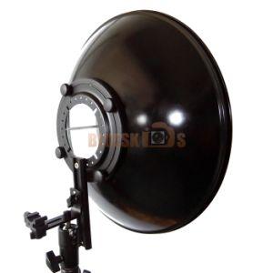 Photographic Speedlight Beauty Dish Reflector