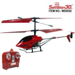 RC Toy Indoor Mini 3CH Helicopter-0530