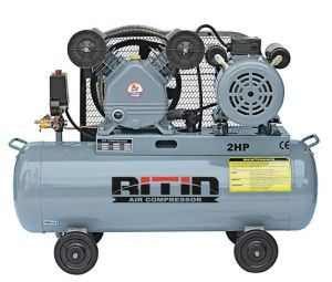 Single Stage Belt Driven Air Compressor (RT0.12/8)