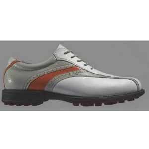 High Quality Golf Shoe with Cow Leather pictures & photos
