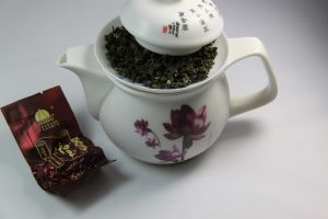 Organic Oolong Tea (Milk Jin Xuan)