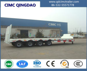 China Supplier Excavator Transport Trailer for Sale pictures & photos