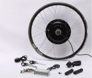 E-Bike Conversion Kit Front Direct Drive Hub Motor 500W-1000W pictures & photos