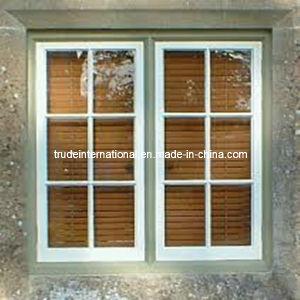 White Colour Aluminum Casement Window pictures & photos