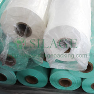 High Quality Silage Wrap Film, High Self Adhesive Stretch Film, Long Time Validity Stretch Film for Denmark pictures & photos