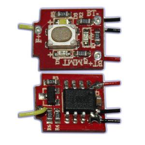 E Tobacco Vaporizer Evod PCB Chip / Mt3 Vapor Battery PCB Control Board
