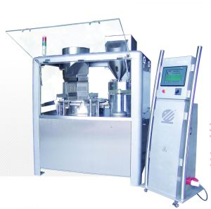 CE Approved Auto Capsule Filling Machine (NJP-3500) pictures & photos