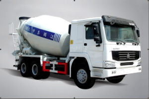 Concrete Mixer Truck pictures & photos
