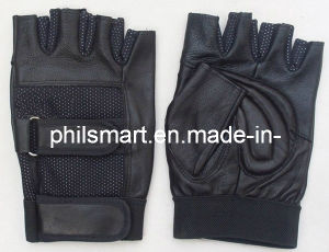2014 Hotsell Fitness Exercise Half Finger Gym Gloves pictures & photos