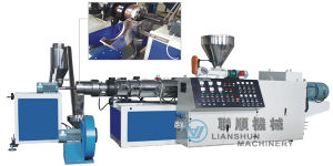 CE/SGS/ISO9001 PVC Hot-Cutting Pelletizing Line pictures & photos
