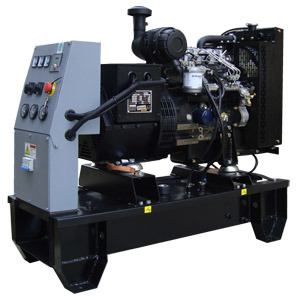 Diesel Generating Set (DEUTZ, 16KW-130KW, 60HZ)