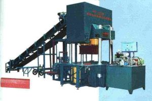 Hydraulic Block Machine, Pavement Block Machine (XD-3000)