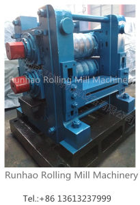Rolling Machinery Steel Rolling Mill Two Roll Mill pictures & photos