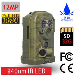 940nm Invisible LED Waterproof IP68 Scouting Trail Camera pictures & photos