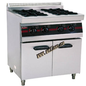 2-Burners Gas Range with Cabinet (GS-2)