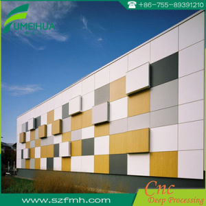 Fumeihua Compact HPL Panel Exterior Wall Cladding pictures & photos