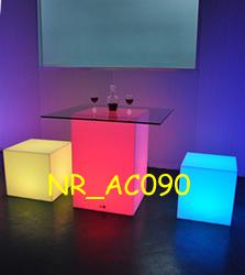 Acrylic LED Cube (NR_ACU097)