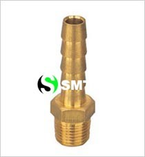 Bch Male Hose-Barb Brass Connector pictures & photos