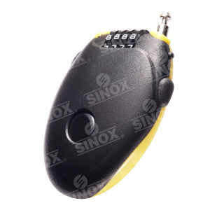 Retractable Cable Lock pictures & photos