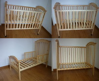 Baby Cot 4 in 1 (2006)