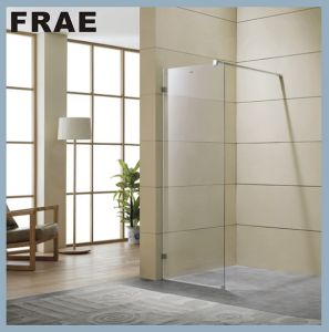 Tempered Glass Walk-in Shower Screen Bathroom Shower Box Glass Door Panel pictures & photos