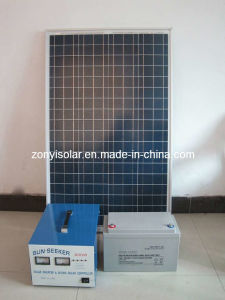 100w Separated Home Solar Power System pictures & photos
