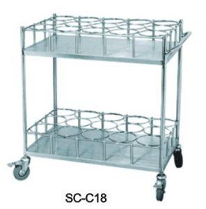 Instrument Trolley (SC-C18)