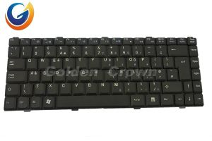 Laptop Keyboard Teclado for Asus Z96 Z96f Z96j Black Layout US RU UK