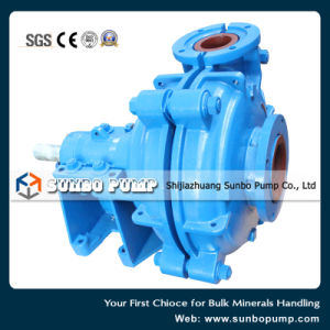 Hot Sale Slurry Pump High Chrome Alloy pictures & photos