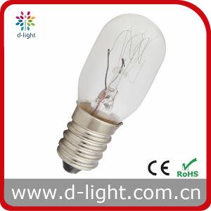T20 Clear E14 Tubular Bulb pictures & photos