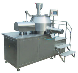 Wet Type Super Mixing Granulating Machine pictures & photos