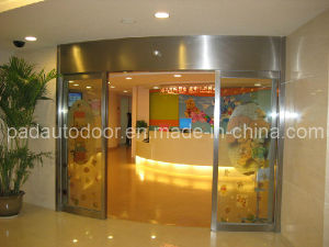 Automatic Half Circular Door with Ce Certificate pictures & photos