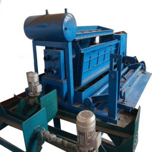 Pulp Molding Paper Tray Machine for 30 Piece Egg Tray