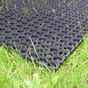 Black Porous Rubber Sheet, Anti-Fatigue Rubber Floor Mat pictures & photos