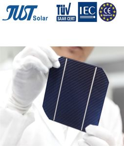 Full Power 5 Inch Mono Solar Cell with Factory Price pictures & photos