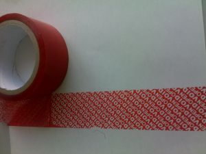 Adhesive Tamper Proof Transfer Warranty Security Void Seal Tape