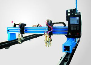 CNC Flame Cutting Machine CNC Inverter Plasma Cutting Machine pictures & photos