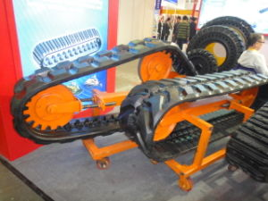 Robot Rubber Track