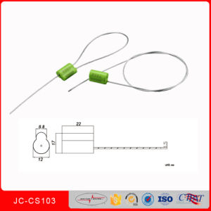 Jccs-301customizable Steel Security Seal Adjustable Lock Seal for Security