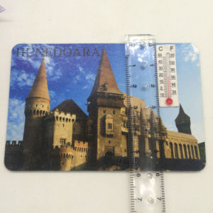 Factory Wholesale Promotional Fridge Magnet Thermometer/Fridge Magnet Sticker pictures & photos