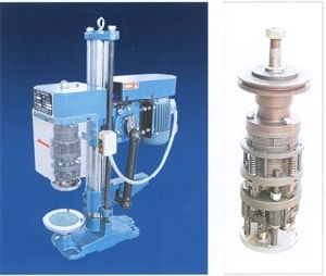 Complex Flat Pendulum Capsuling Machine