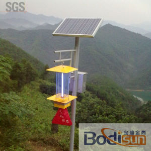 Solar Insecticidal Lamp or Insect Killer pictures & photos